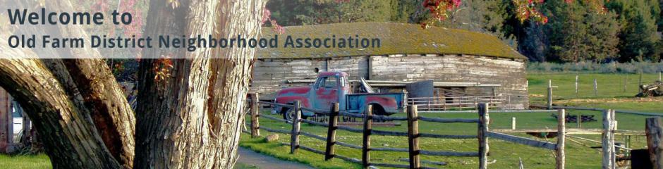 Old Farm District Neighborhood Association
