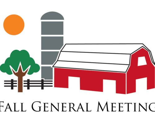 Fall General Meeting Roundup