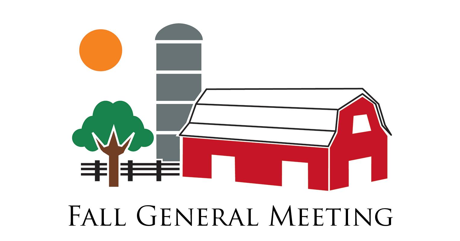 Fall 2019 General Meeting Roundup