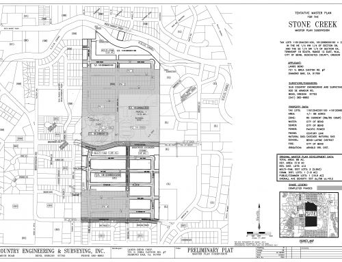 Master Plan Renewal for Stone Creek