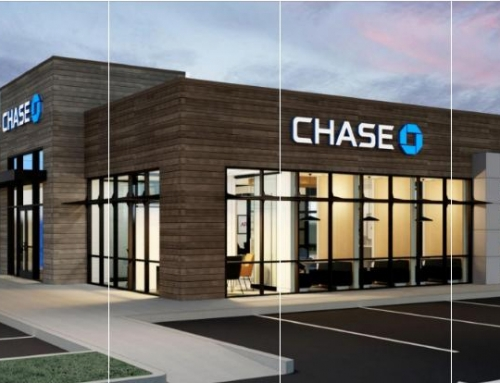 Chase Bank at former Taco Time site