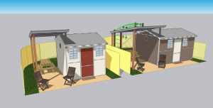 Pallet Shelters