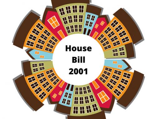 House Bill (HB) 2001 Code Amendments Take Effect in November